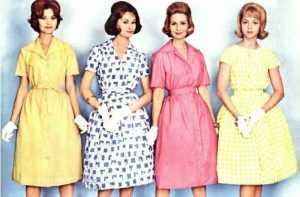 Как развивалась мода в СССР в 60-х годах прошлого века