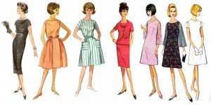 до 60-х годов прошлого столетия желание красиво одеваться могло восприняться в негативном ключе,