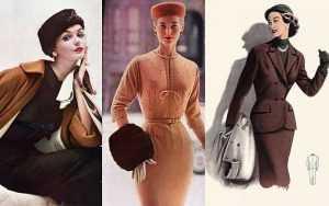 Большинство идей причесок или нарядов девушки брали из кинофильмов