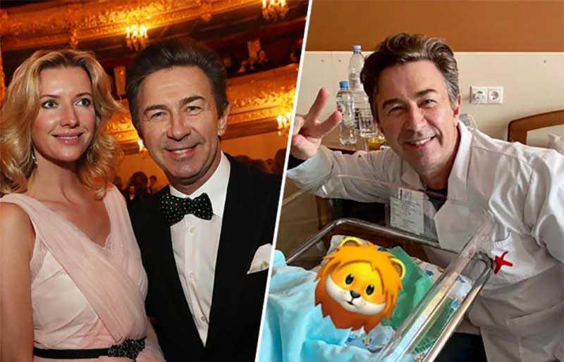 Валерий Сюткин вновь стал отцом в свои 62 года