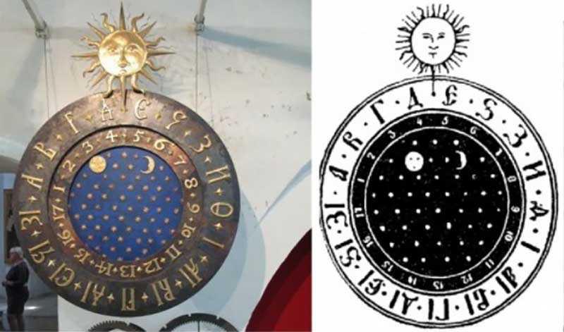 Часы  У русичей