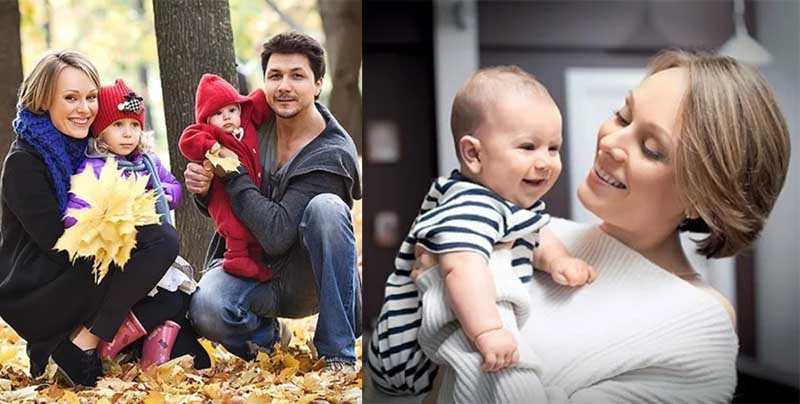 Оля и Паша — отличные родители, уделяющие своим детям максимум внимания.