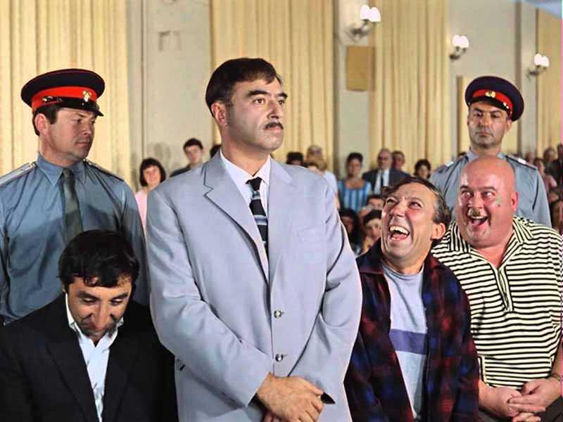 Но вся проблема состояла в том, что в «Кавказской пленнице – 2» роль Евгения тоже была предусмотрена.