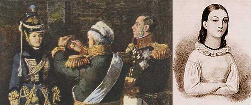 Родилась Надежда Дурова в 1783 году в селе Вознесенское.