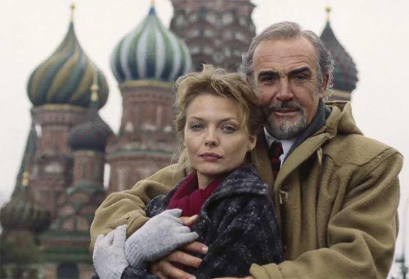 Как Шон Коннери снялся в советских кинокартинах