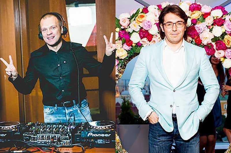 Андрей Малахов и Dj Грув