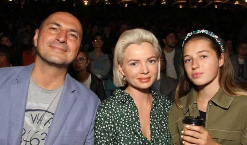 Дочь Анастасии Волочковой и Игоря Вдовина
