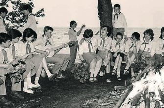 Что делали дети в пионерских лагерях в СССР
