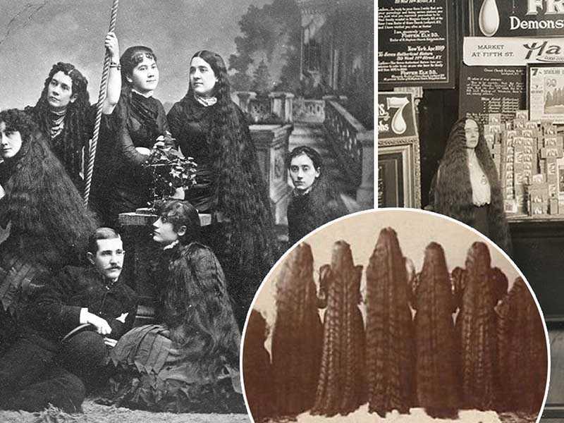 В новом столетии длинные волосы стали уже не такими модными и спрос на шампуни и бальзамы от сестер Сазерлэнд упал.