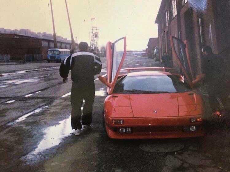 Суперкары 90-х