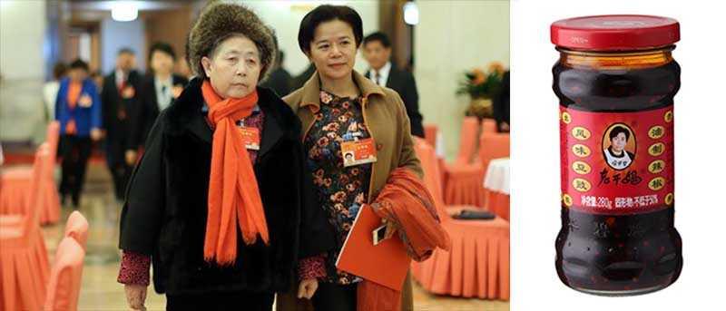 Тао Хуаби стала настоящей бизнесвумен Китая.