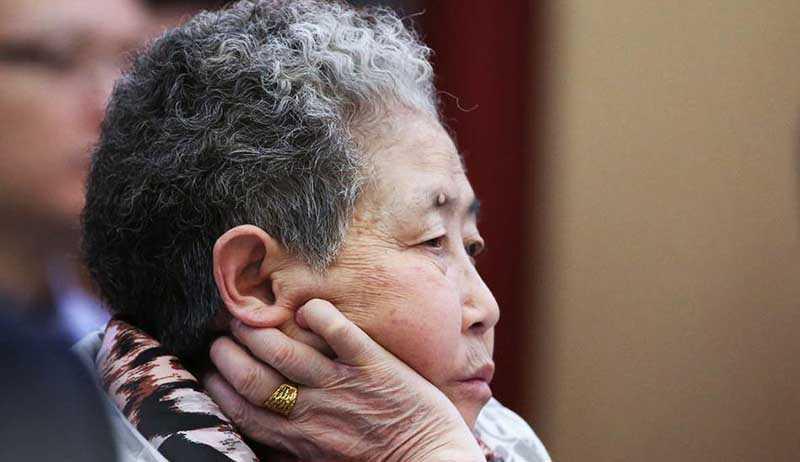 Тао Хуаби родилась в самой обычной семье крестьян.