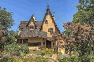 История Дома ведьмы
