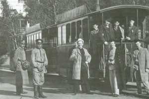 Трамвай в 7.40
