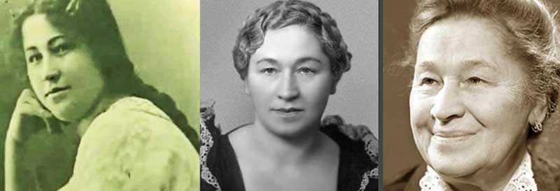 Анастасия появилась на свет в 1896 году в одной деревне в Тульской области