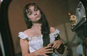 Режиссер, увидев актрису, понял, что именно она должна сыграть роль Яринки.