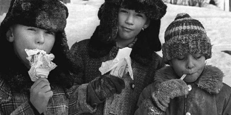 Секрет советского мороженого