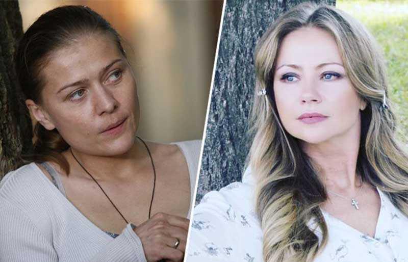 обе дочери Миронова