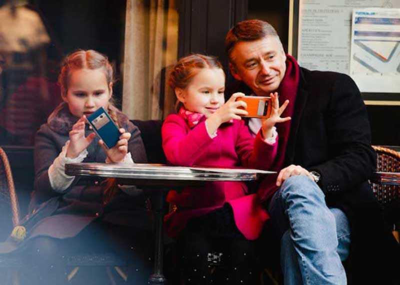 Спустя 35 лет брака Олег Табаков развелся с женой