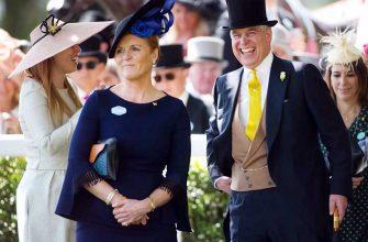 Как сложились отношения принца Эндрю и Сары Фергюсон после развода