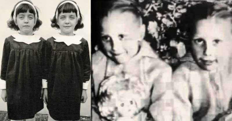 Жаклин, а у второй — такая же родинка на животе, как у Джоанны!