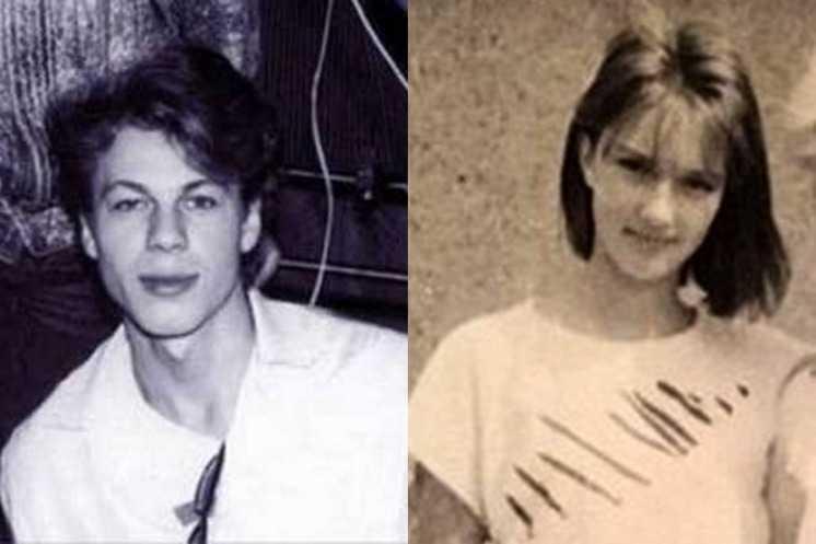 Сергей Ленюк и Лера Кудрявцева
