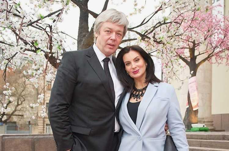 Стриженовы Екатерина и Александр