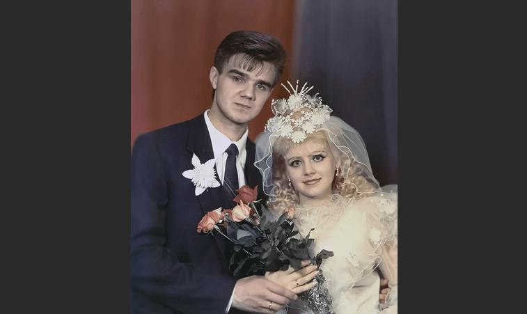 Александр Рудин муж Натали
