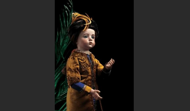 Кукла Марке