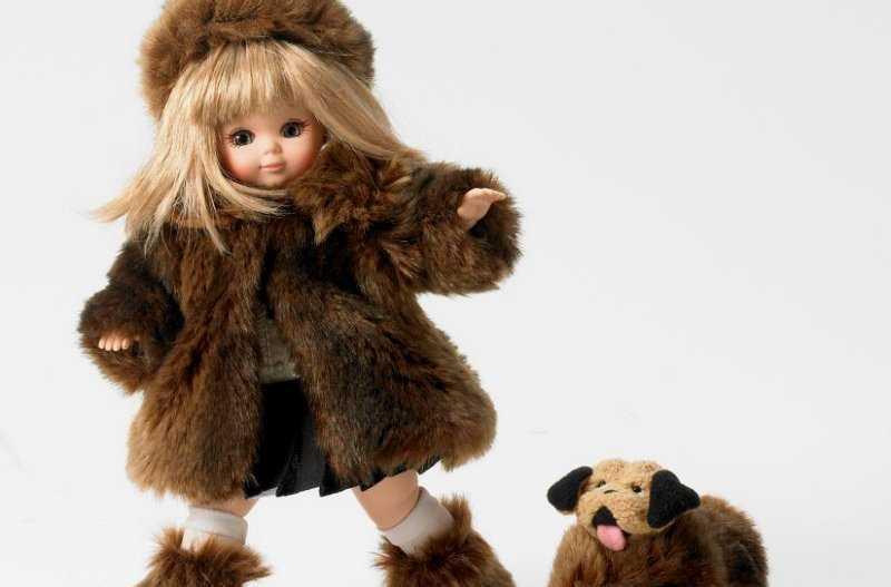 Кукла Элоиз