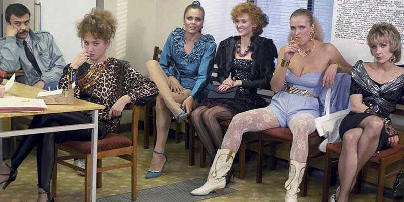 «Интердевочка», 1989 год