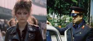 «Авария — дочь мента», 1989 год