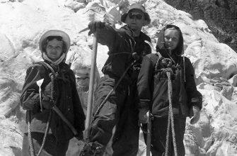 Каким образом зарождался альпинизм в СССР
