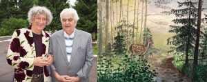 Песню «Лесной олень» написали Евгений Крылатов и Юрий Энтин.