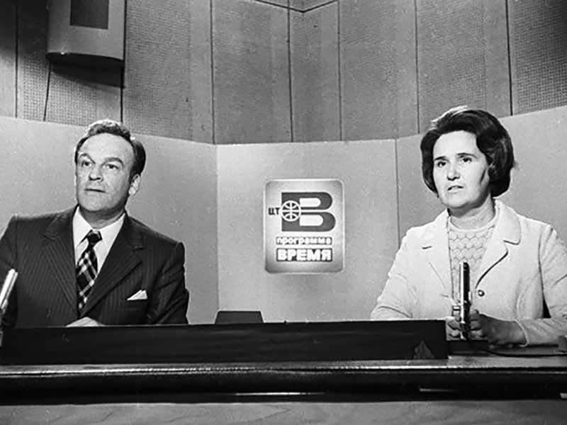 Советское телевидение: никакой откровенной одежды и оговорок