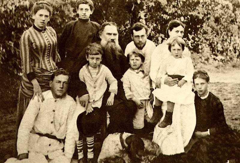 Какую жизнь прожили дети Льва Толстого