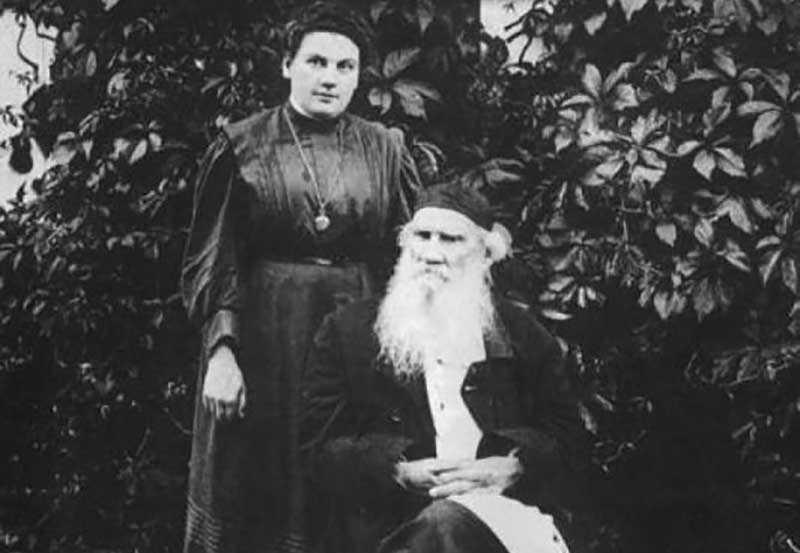 Александра Толстая, 1884 г.р.