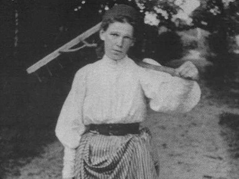 Мария Оболенская, 1871 г.р.