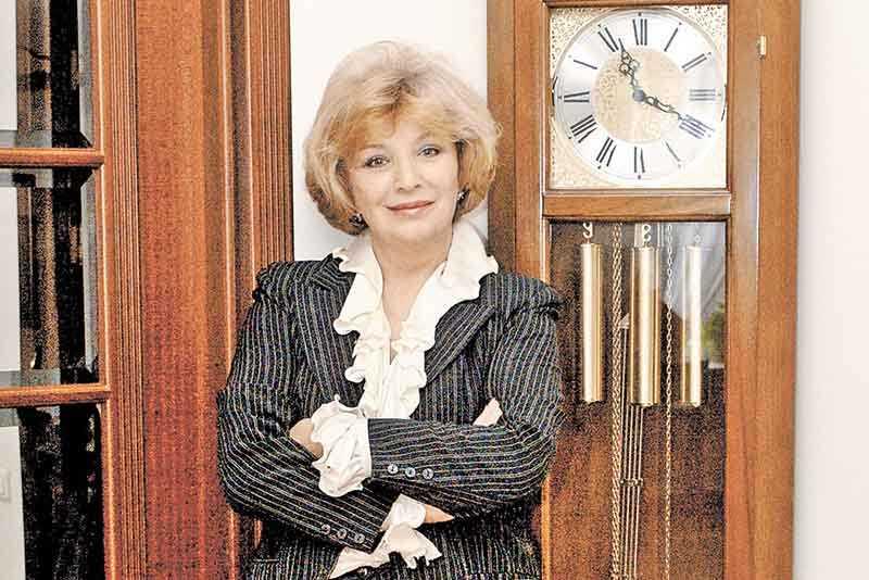 Почему Ольга Остроумова развелась с Левитиным после 23 лет брака?