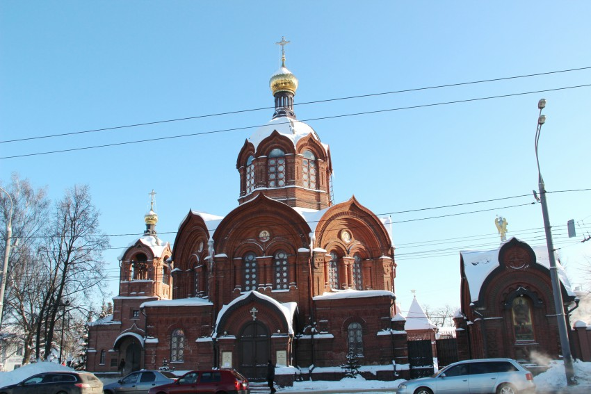 В каких храмах Владимира пройдут богослужения на Крещение