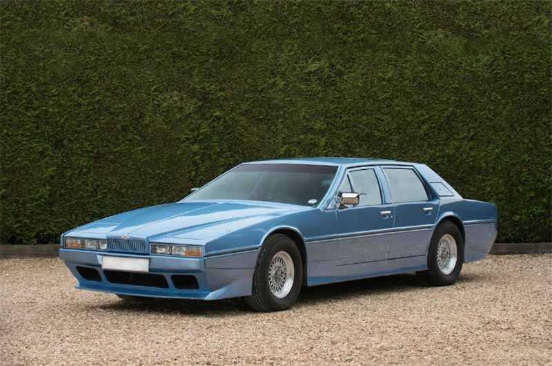 Aston Martin Lagonda — почему этот автомобиль назвали самым некрасивым