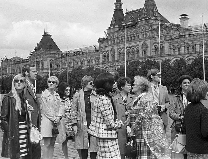 Что иностранным туристам нравилось в СССР и что не нравилось