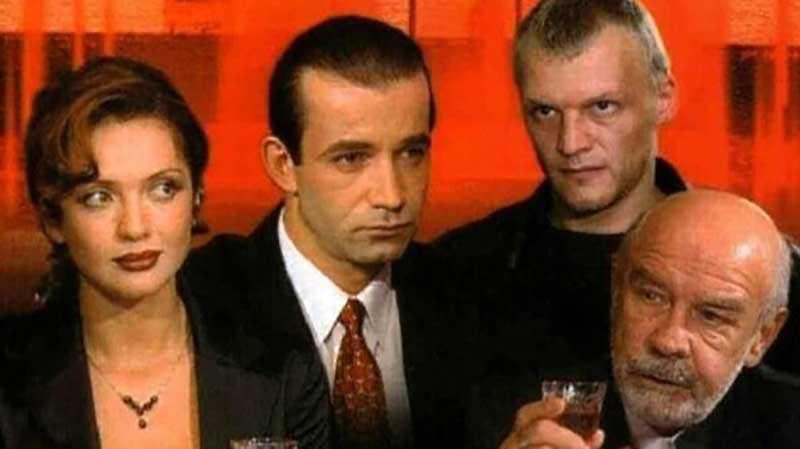 Как выглядят сейчас актеры сериала «Бандитский Петербург»?