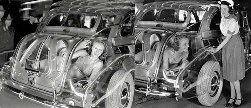 Автомобильный концерн Pontiac представил в 1939 году на Международной выставке в Нью-Йорке свое уникальное детище.