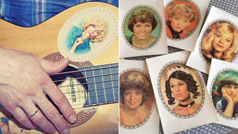 «Переводки» для взрослых на гитаре