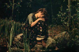Кем была «Аленушка» с картины Васнецова, и почему она дурочка?