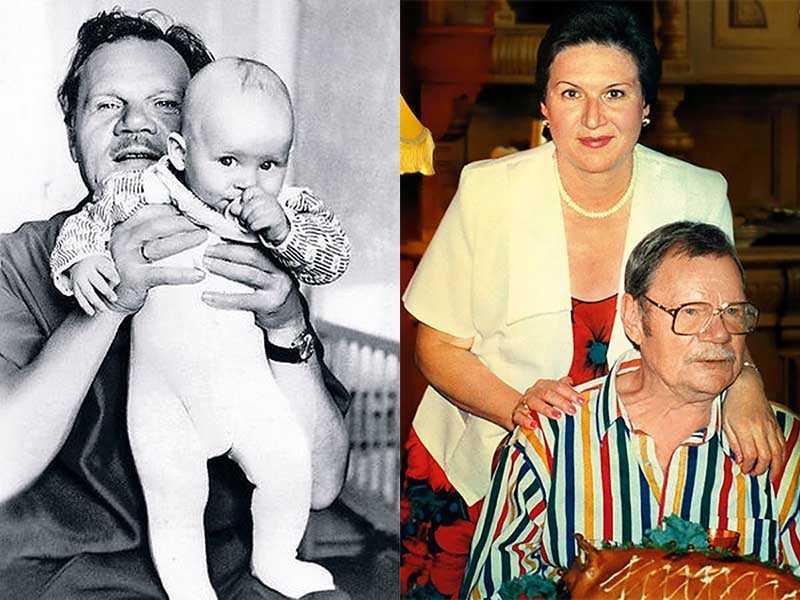 У Пуговкина есть только одна дочка Елена от первого брака