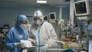 За прошедшие сутки в России зарегистрировано более 13 тысяч зараженных коронавирусом