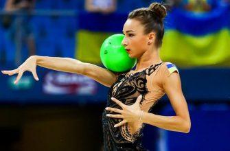 Чемпионка Европы по художественной гимнастики из Украины просит помощи в лечении рака