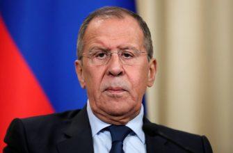 Сергей Лавров призвал правительство разработать меры регулирования соцсетей